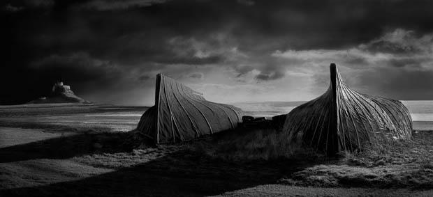 Lindisfarne Boats David Byrne