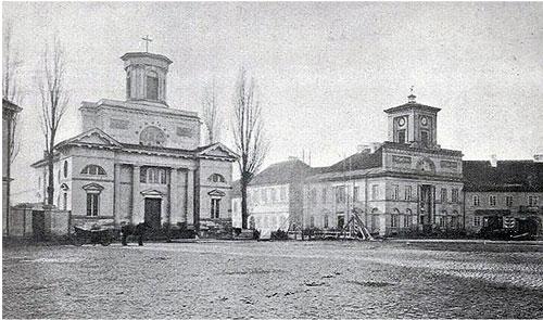1922 Nowy Rynek (Plac Wolności)