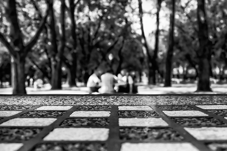 Chess-out-of-focus