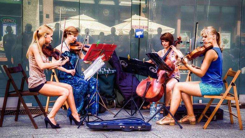 Street String Quartette
