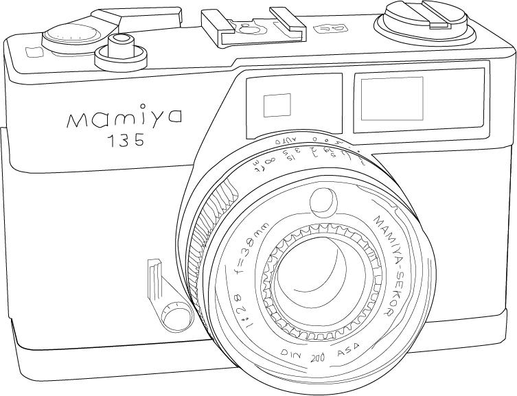 Camera Sketch
