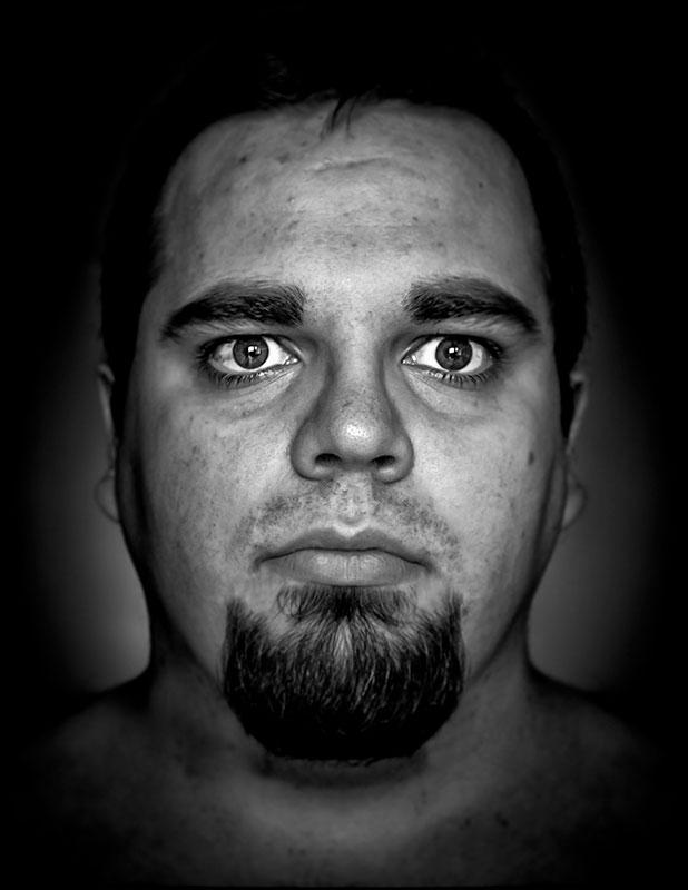 Self-Portrait-Black-and-White-2013-2