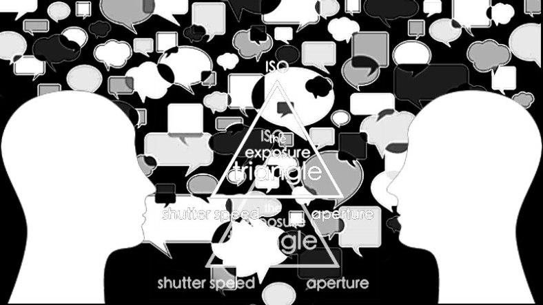 Talking-to-myself--Exposure-Triangle