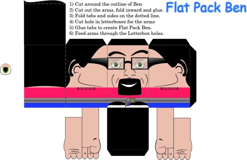 flat pack ben