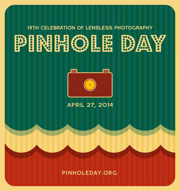 Today Is World Pinhole Day A Lot Of Photographers Will Be Dusting Off Their Cameras Or Are Now Developing Films