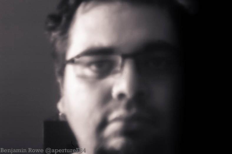 Pinhole self Portrait