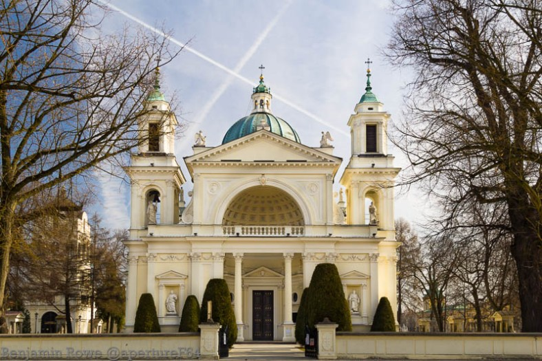 Wilanow Church