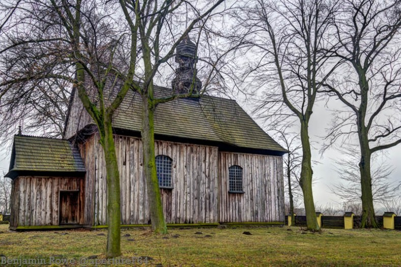 Wood Church Tum