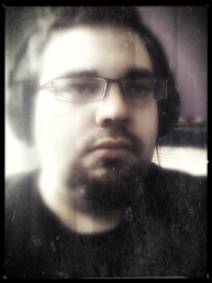 14.30 shameless #selfie for #1day12pics listening to Porcupine Tree. Made with #Pixlr