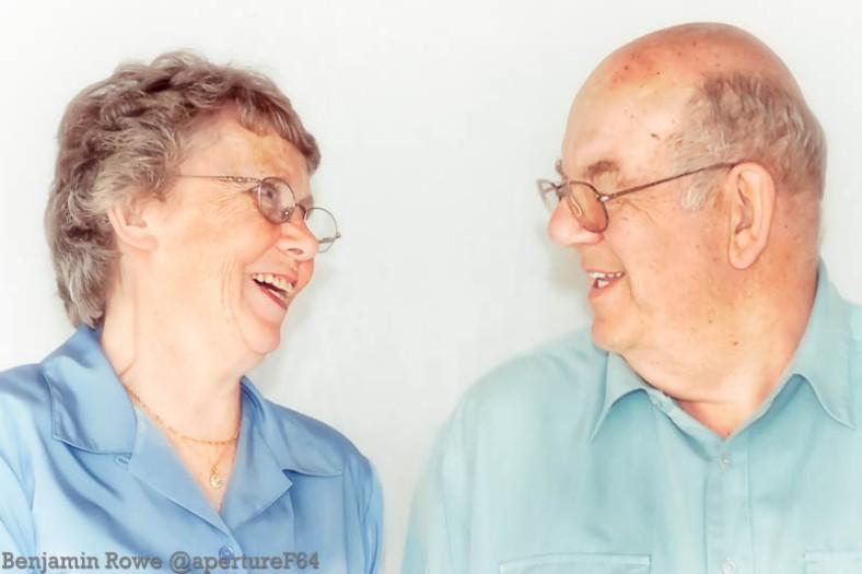 nan and gdad 2005