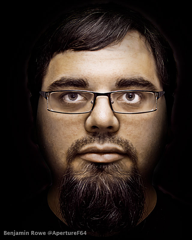 Self-Portrait-DRAGAN