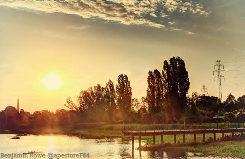 5am Sunrise Lodz