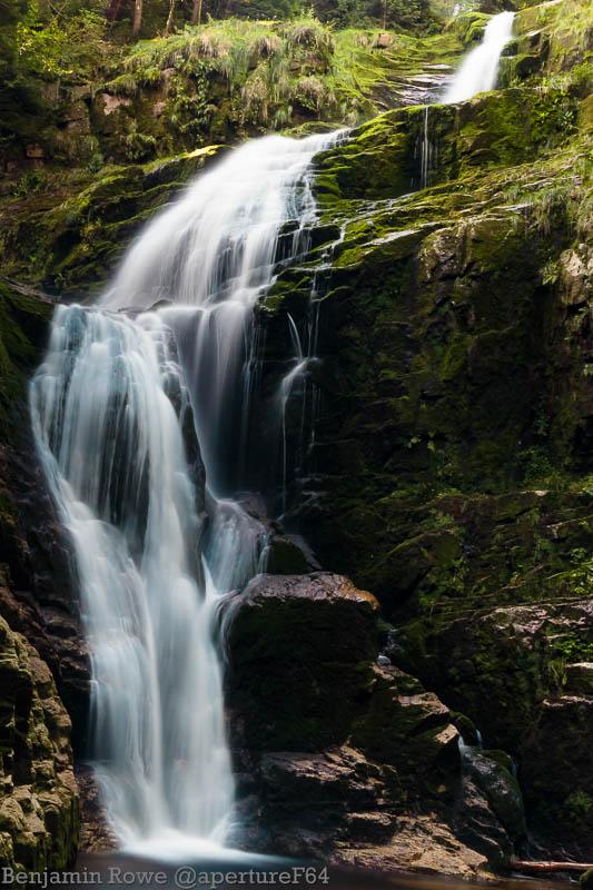 Kamieńczyk Falls_