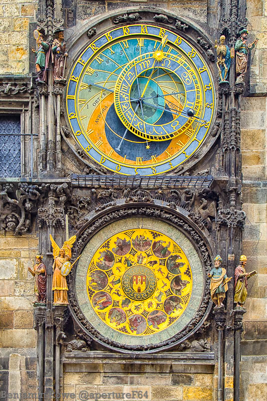 Prague Astronomical Clock_