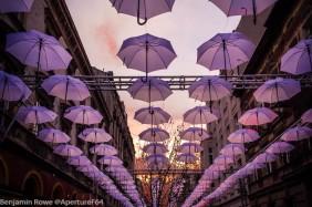 Umbrella Instalation