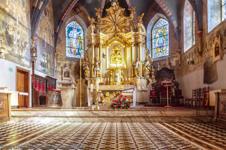 Uniejow Altar