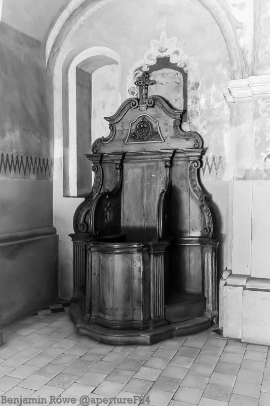 Uniejow Confessional