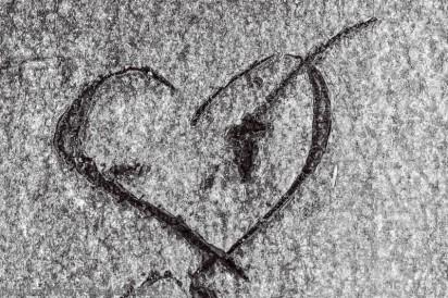 Love Carved in Tree-4