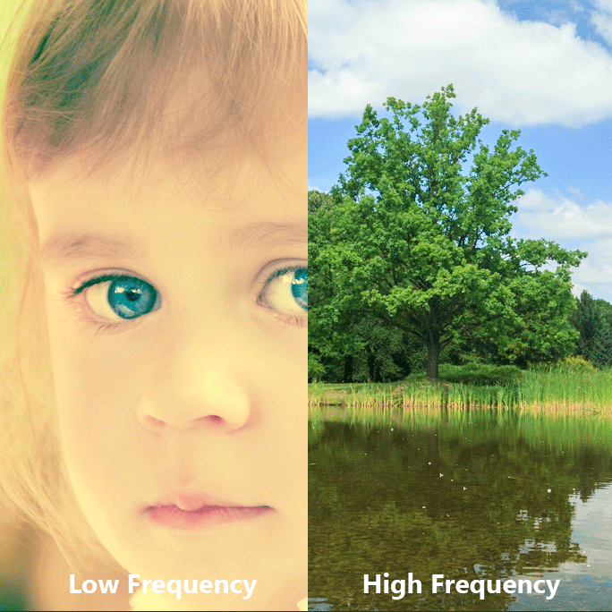Low-vs-High-frequency