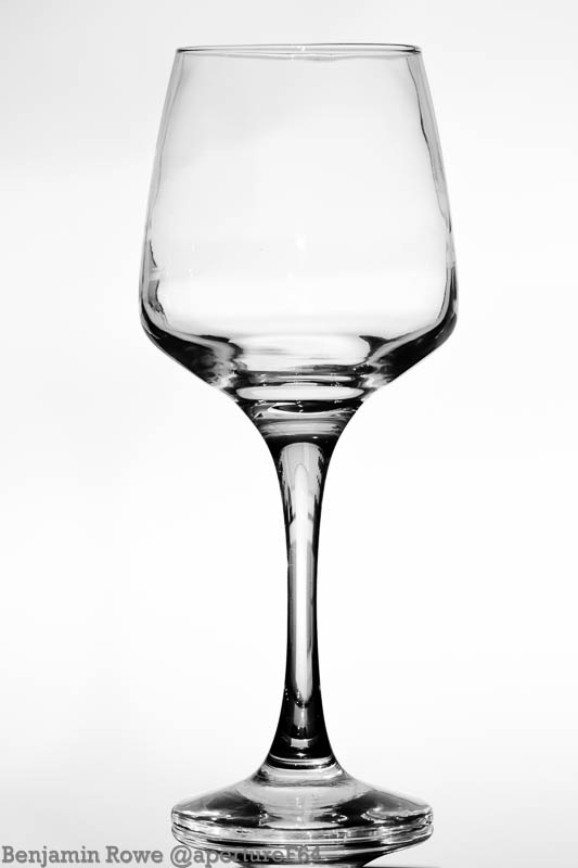 Simple Wine Glass