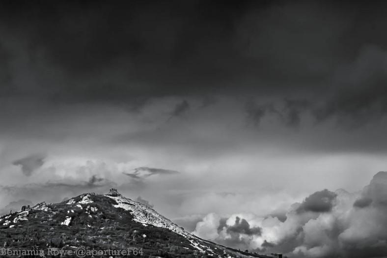 Kamieńczyk moody sky