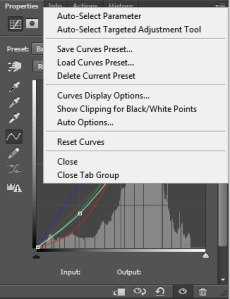 Save-curve-preset