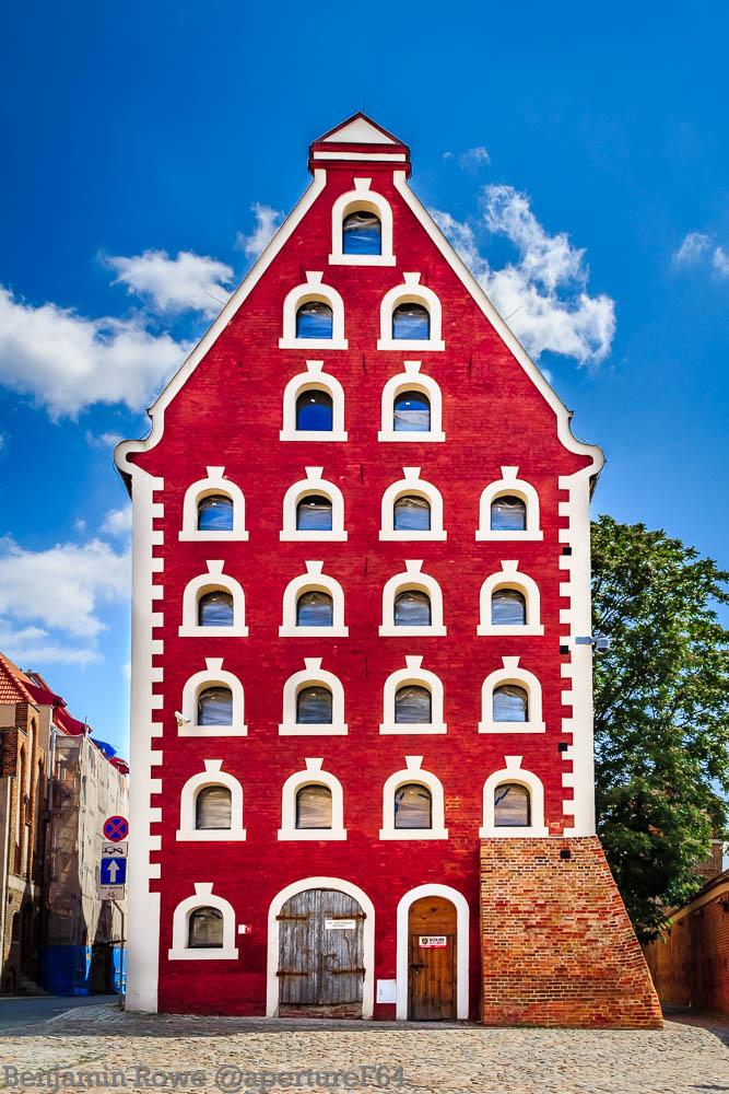 Renaissance granary