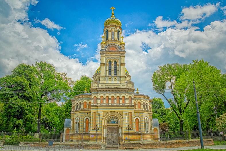 Russian Orthodox Church Lodz