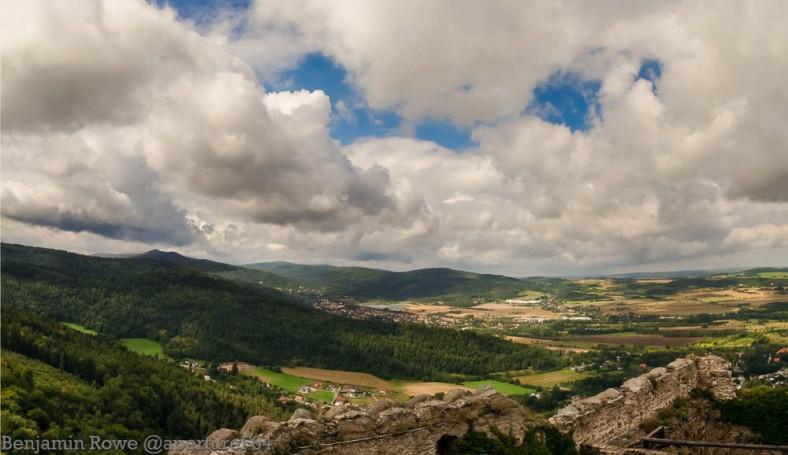 View From Chojnik