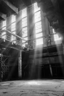 Light Filling the Gap of Empty Furnace EC2
