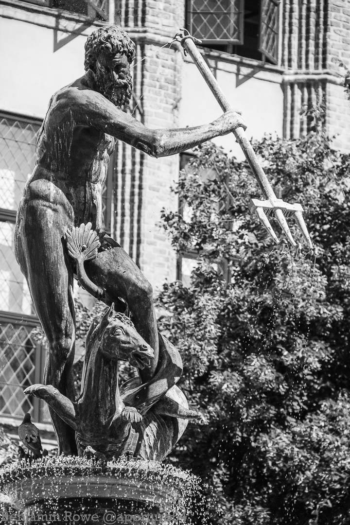 Neptune Gdansk Detail