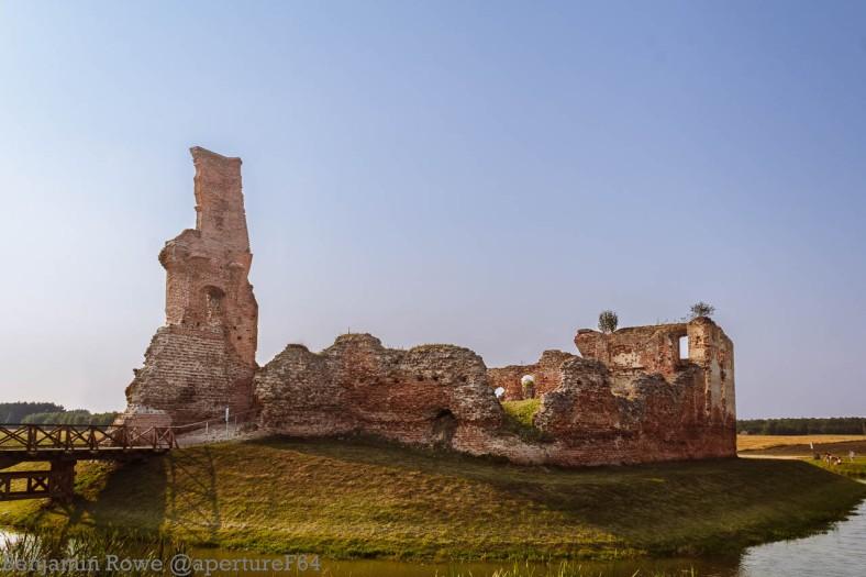 Besiekiery Castle from the other side