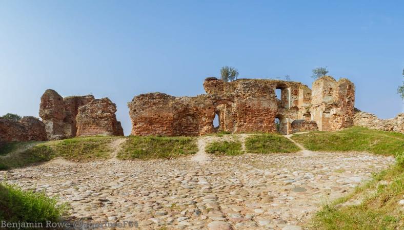 Besiekiery Castle inside