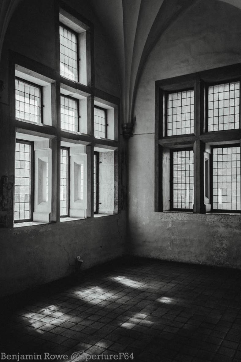 A peaceful room